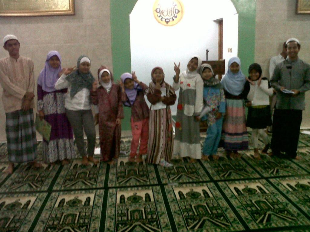 maulid Mesjid Al-Amanah