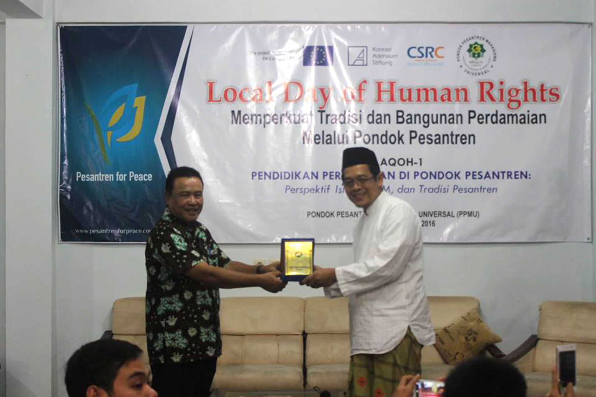 Pesantren For Peace Halaqoh-1