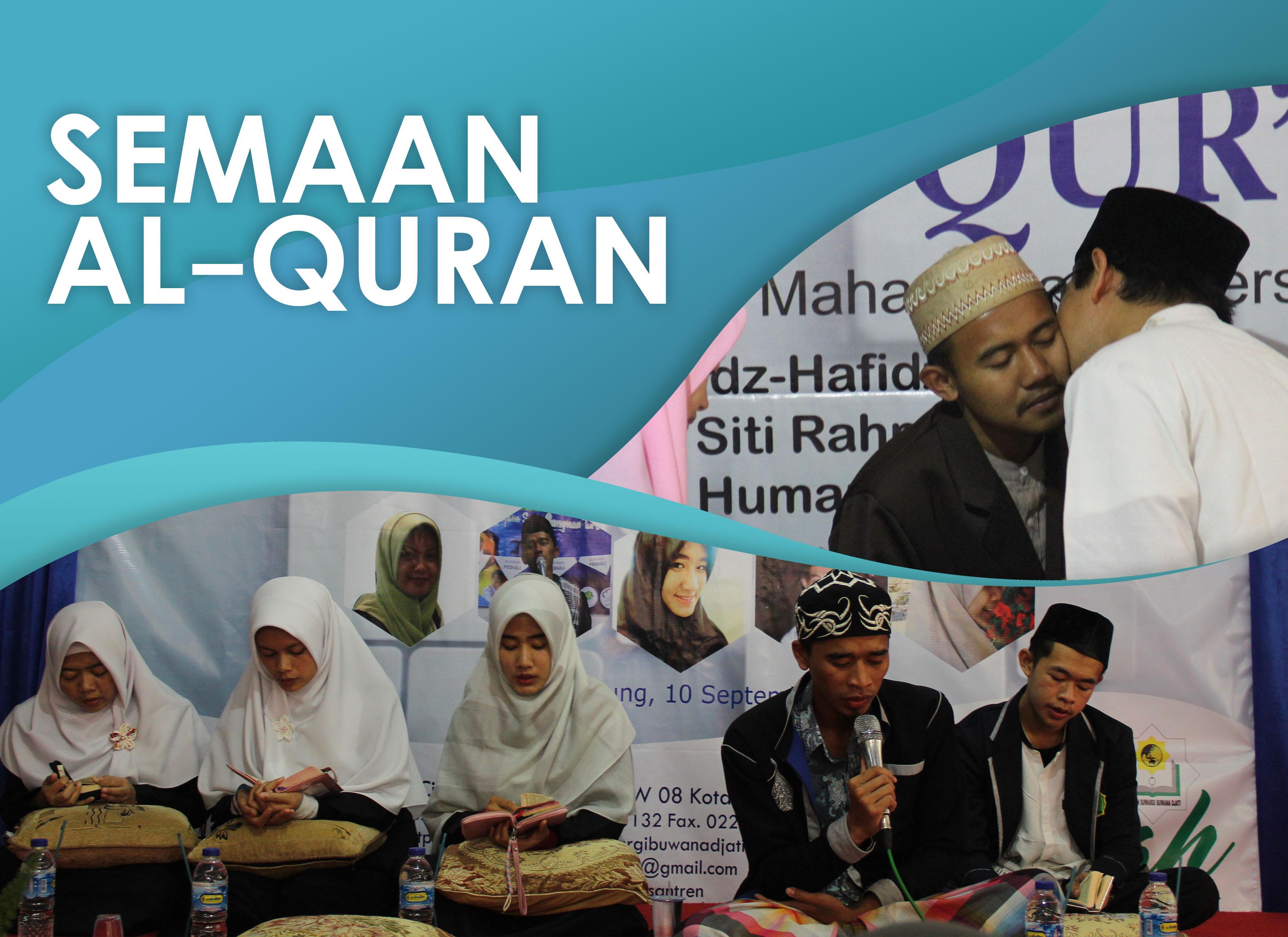 sEMAAN Al-Quran